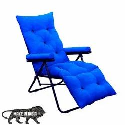 Recliner Easy Chair (Blue)