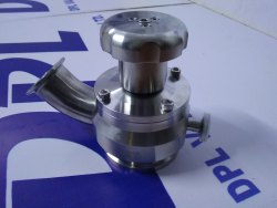 Sanitary Flush Bottom Tank Valve