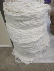 Off White Cotton Coil for Cotton Wick