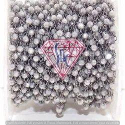 Amethyst Beads Chain