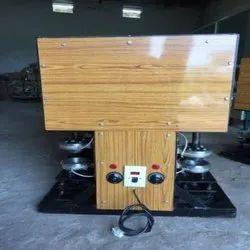 Semi Automatic Dona Machine