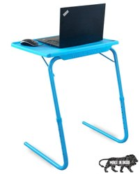 Multi Purpose  Laptop table (Blue)