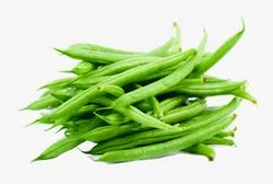 FLY FACTORY Green Cluster Beans, A Grade, Packaging Size: 5 Kg