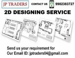 Individual Designer 2d Designing Service