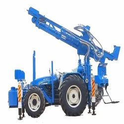 PPR Tractor Mounted Piling Rig