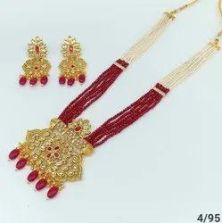Brass Golden Fashion Jewelry Pendant, Size: Free Size