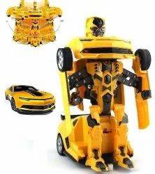 Colored Robot Car Toy