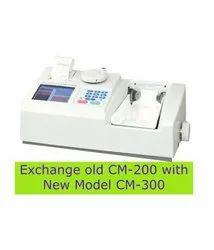 Ultrasound Bone Densitometer CM 200