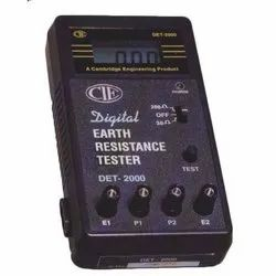 Digital Earth Tester NABL Calibration
