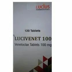 Venetoclax 100 Mg Tablet, Lucius Pharmaceuticals, 120 Tablets
