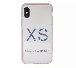 Silicon Apple iPhones I Phone XS Mobile Back Cover