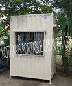 Modular Security Cabin