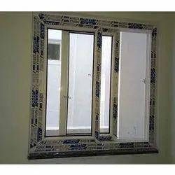 Modern Powder Coated Aluminium Sliding Window, For Home, Office etc