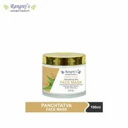 Rangrejs Aromatherapy Panchtatva Face Mask For Glowing & Brightening Skin 100ml