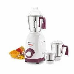 Lesco White 750W Fusion Mixer Grinder, For Wet & Dry Grinding