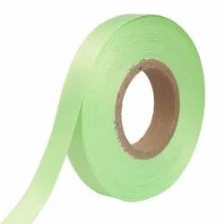 Double Satin NR - Mint Green Ribbons 25mm /1''inch 20mtr Length