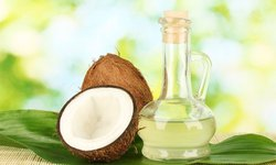 Cold Pressed Coconut Oil, For Cooking And Cosmetics