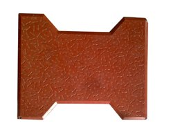 Smt Pavers Outdoor I Shape Cement Paver Block, For Flooring, Thickness: 60 Mm