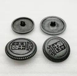 Designer Coat Garment Buttons