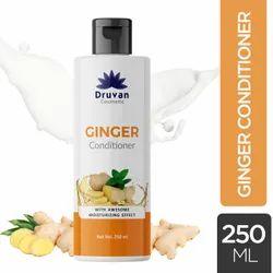 Druvan Ginger Hair Conditioner, Packaging Size: 250 mL