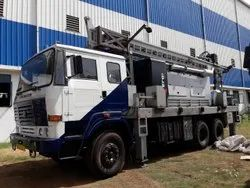 Speed Star Borehole Drilling Rig