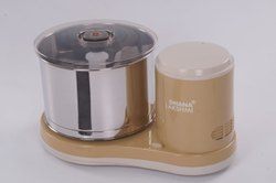 Dhanalakshmi Sandal 3 Litres Table Top Wet Grinder, For Personal