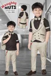 Boy Kids 3 Piece Suit