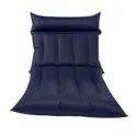Blue Cotton Waterbed