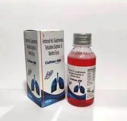 Cufnex-AM Cough Syrup, 100 ml