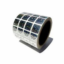 Hologram Strip Labels Printing Services