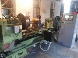 Lathe Retrofitting Machine