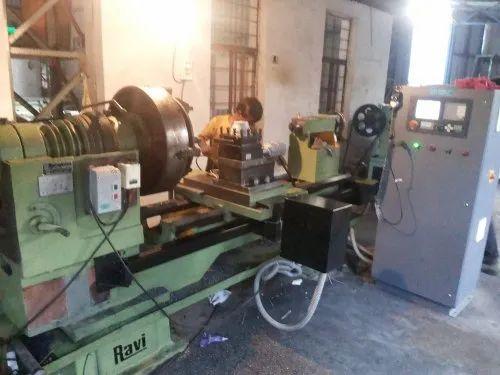Lathe Retrofitting Machine