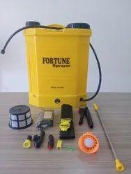 8AH Battery 18L Battery Operated Portable Garden Sprayer Pump