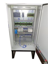 Danej 230 Vac Single Phase PLC Control Panel, IP54