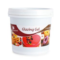 Blossom Chocolate Glazing  Big Gel