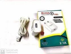 Supertel Travel 2.1 Amp Travel Charger