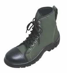 ISI Certification For Occupational Footwear