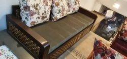 Designo Interior Designer Wooden Sofa