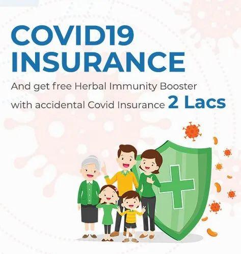 Covid19 Insurance Service, 1 Year, M/s Robotek Herbal ...