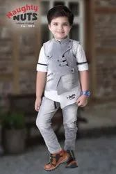 Naughty Nuts Kids Boy Baba Suits