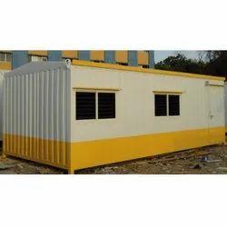 Prefab MS Portable Cabins
