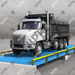 Pitless Type Trailer Weighbridges