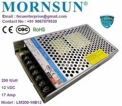 LM200-10B12 Mornsun SMPS Power Supply