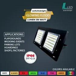 Glowing Flood Light 100W