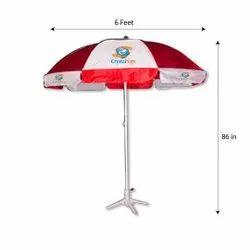 Manual 2 Fold Promotional Umbrella