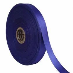 Double Satin NR - Royal Blue Ribbons25mm/1 Inch 20mtr Length