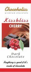 Bar Kiss Bliss Cherry Dark Chocolate