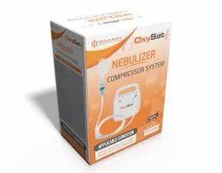 OXYSAT NEBULIZER Medical Machine