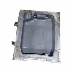 Ms Hot Runner Plastic 10 L Can Mould