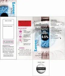 Levofloxacin 0.5% Eye Drops